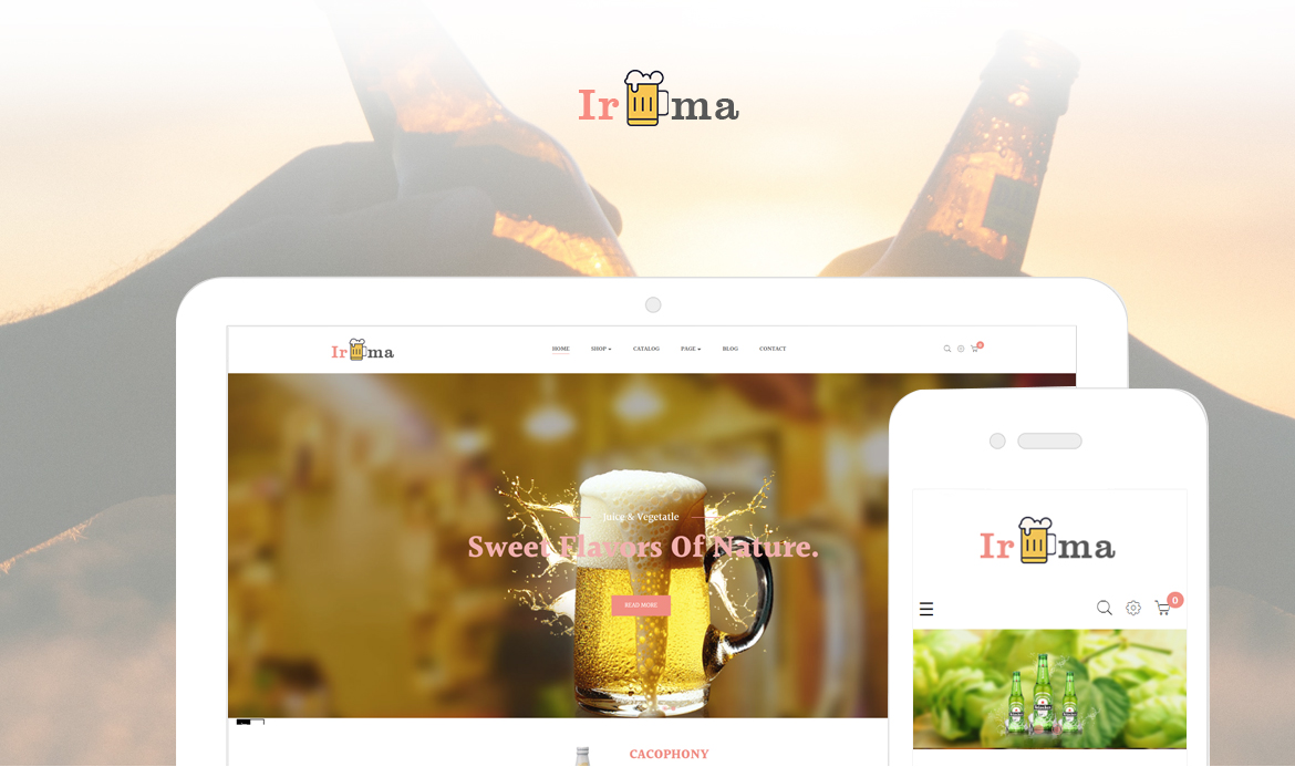 Leo Irma - Drink, Beer, Wine, Alcohol, Brewery store