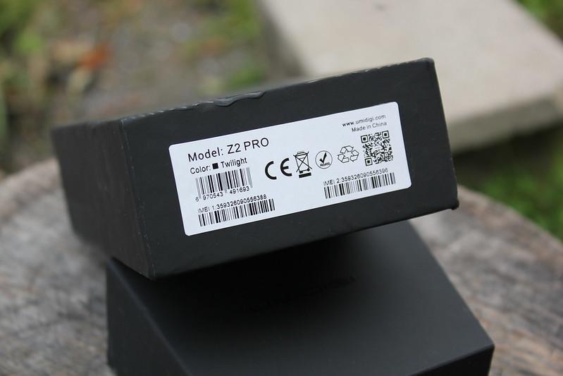 UMIDIGI Z2 Pro 開封 レビュー (4)