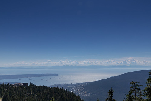 Grouse Mountain west Vancouver
