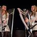 Harp Twins @ Ballard Homestead by Kirk Stauffer