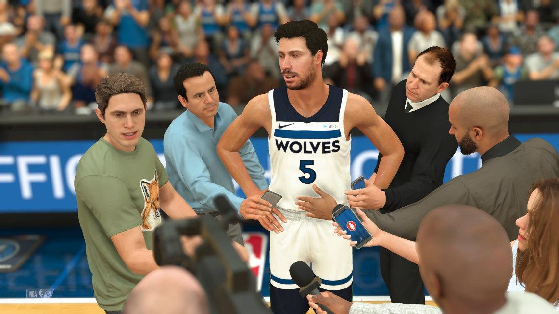 NBA 2K19 MyCareer'da İlk Yapmanız Gereken Şey - Coach Settings Ayarı!