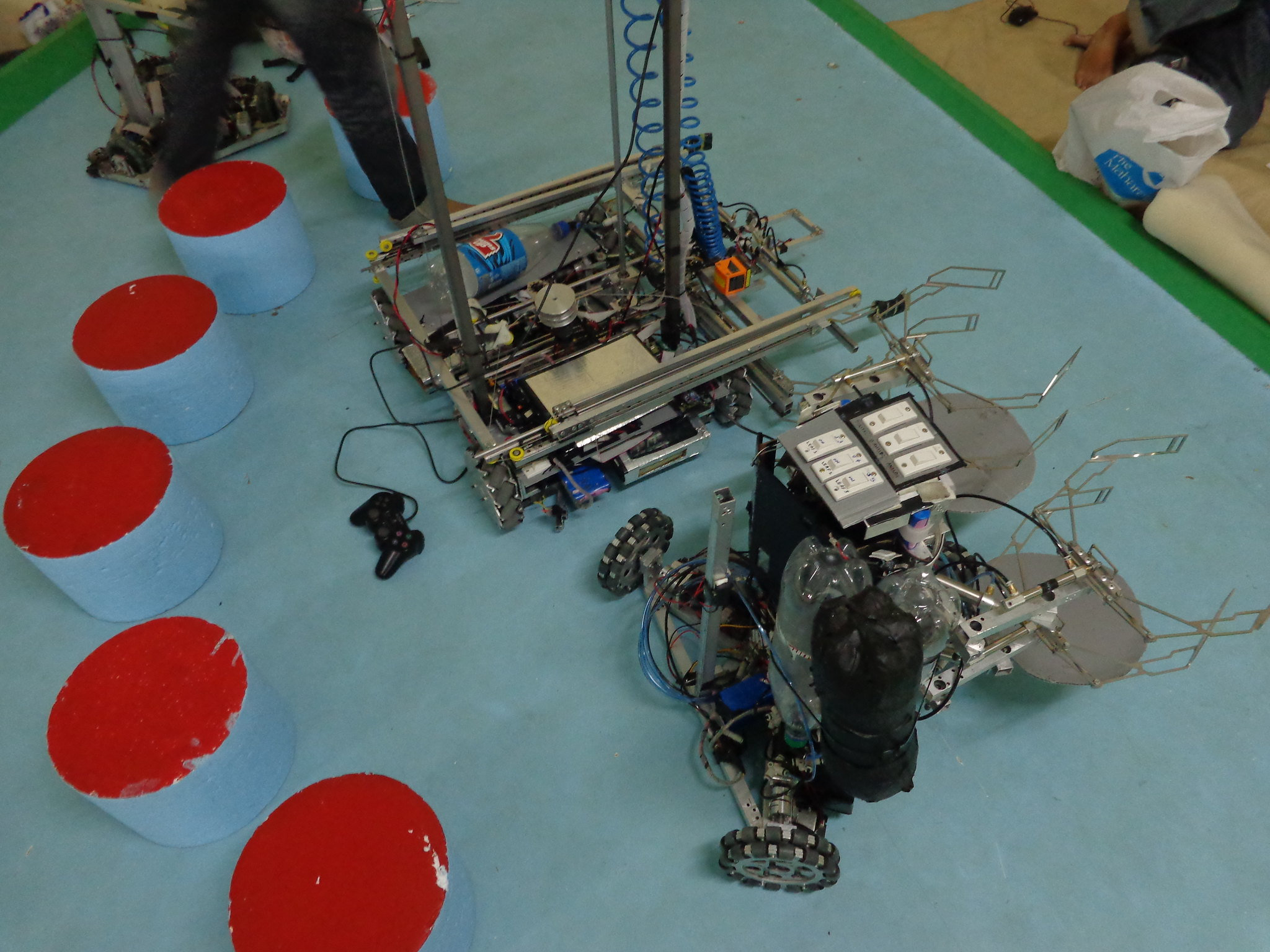 Robocon 2013 MIT Tech Team Pune