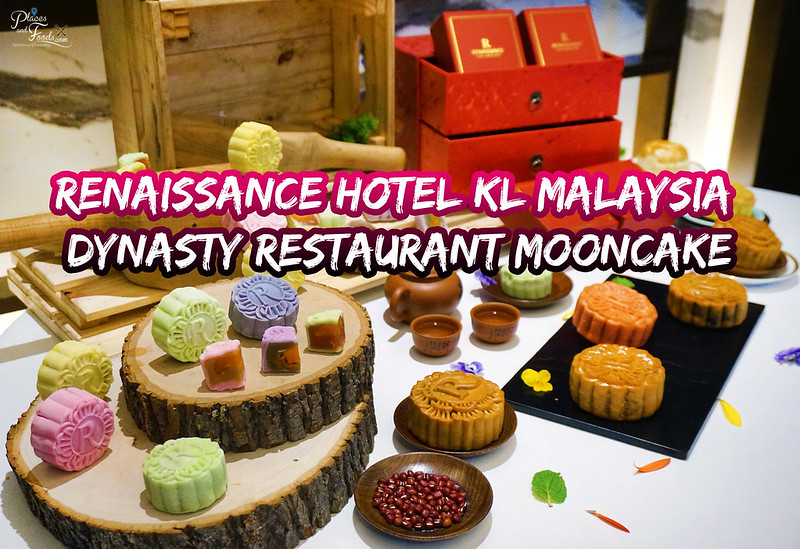 renaissance hotel mooncake