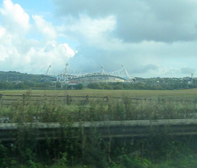 Fomer Reebok Stadium, Bolton