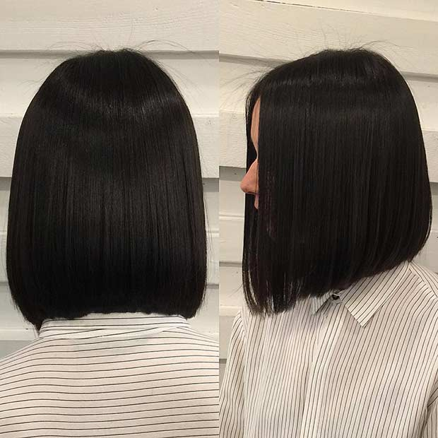 2019 Bob & Lob Haircuts for Awesome Women Hairstyles 3