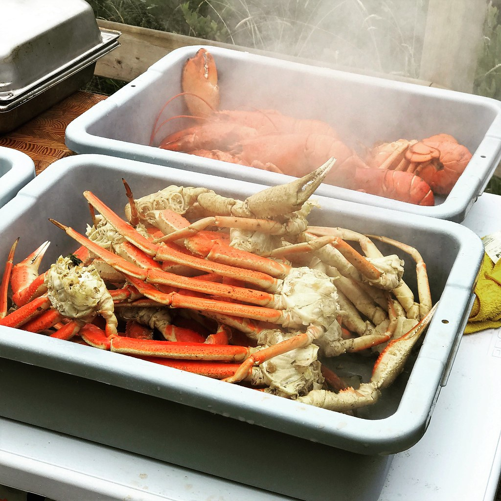 The Kilted Chef - Nova Scotia Seafood Boil Up