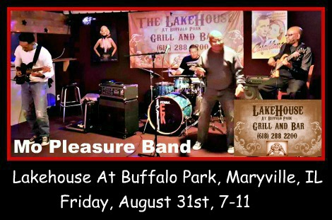 Mo Pleasure Band 8-31-18