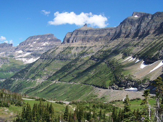 Glacier National Park - State Route 49, MT