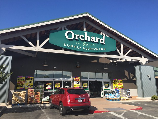 OSH - Store closing sale
