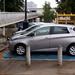 herts - SBC electric cars on charge stevenage 09-8-18 JL