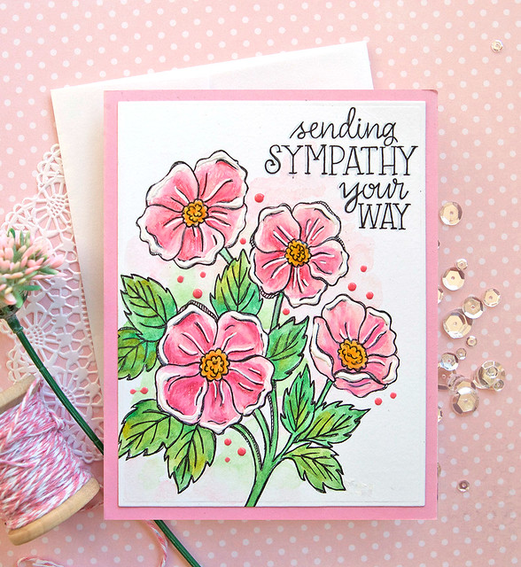 flower wc card 10