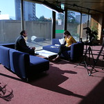 BC OEWG 11 - Behind the scene of Rolph Payet's interview with French TV correspondence