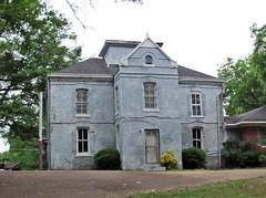 Carroll County Jail, Carrollton Mississippi