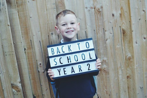 Back to School Year 2 | by My Two Mums