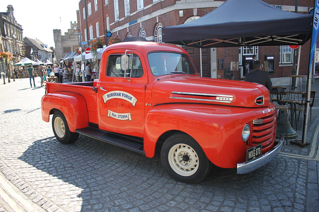 Horsham Forge Ford Pickup