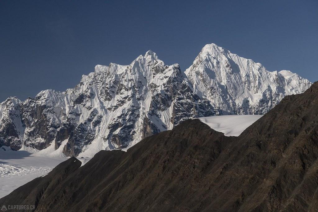 Two peaks - Alaska
