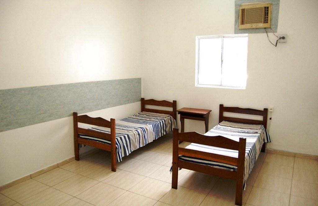Presídio de Santarém ganha cela especial para advogado, juiz e promotor; veja as fotos, Sala Estado Maior em Santarém