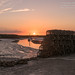 Sunset at the Staithe by viewfinder.general