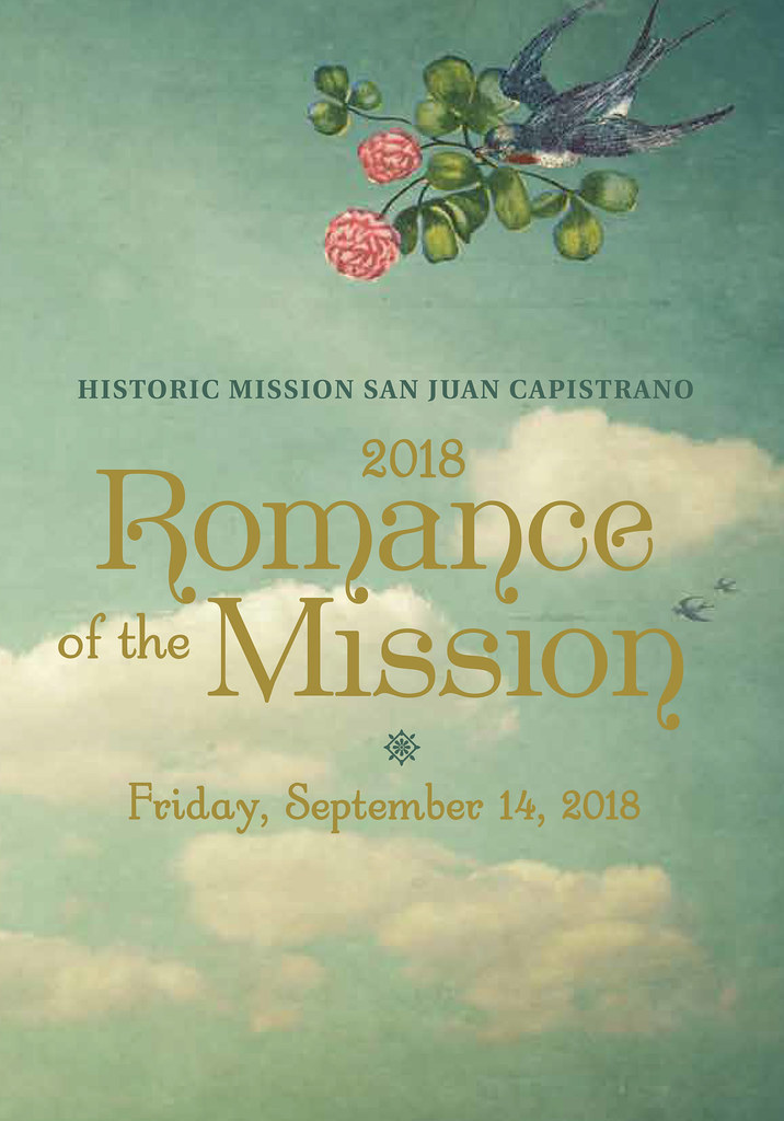 Romance of the Mission 2018