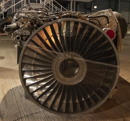 Prototype Rolls-Royce Pegasus....