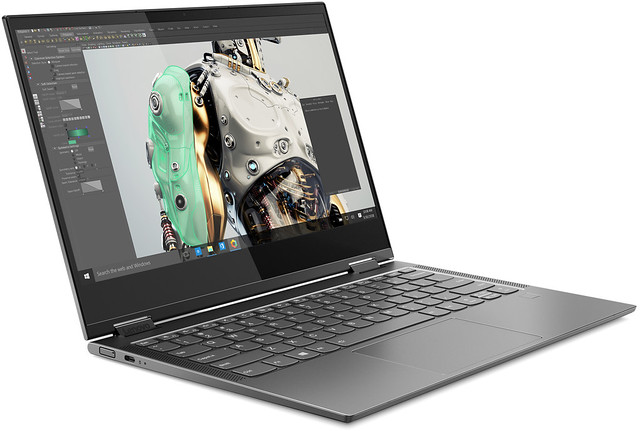 [IFA2018] Lenovo Yoga C630 : Du Windows sous Snapdragon 850