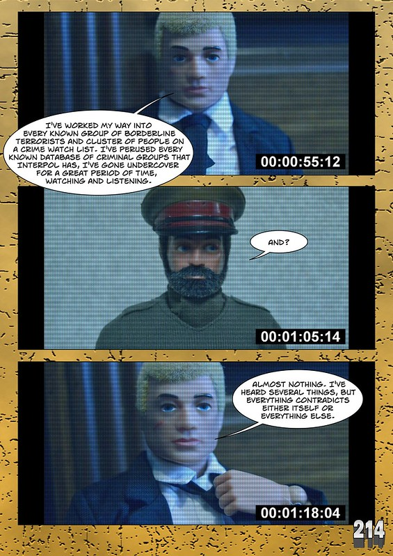 BAM2272 Presents - An Old Face Returns! Chapter Fourteen - communication Breakdown 29616299957_b5c285fa78_c