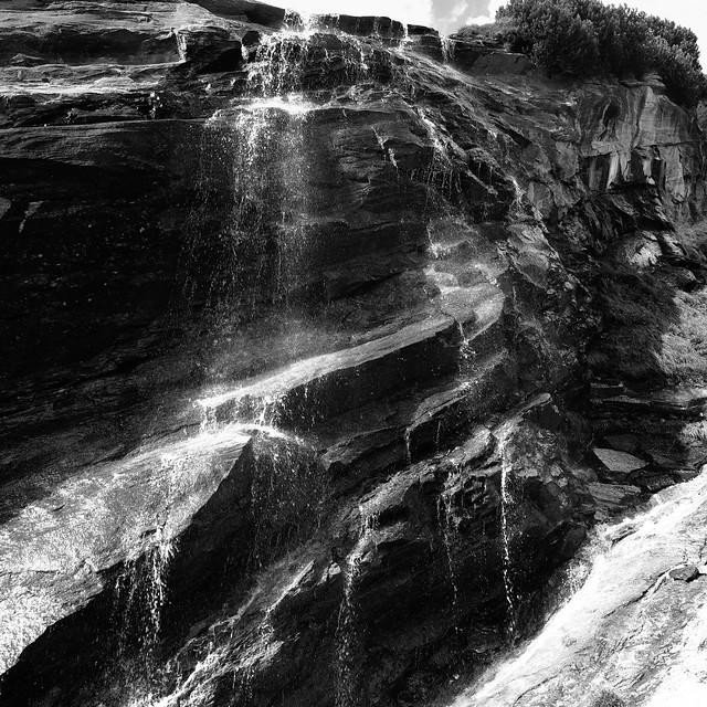 Der Fensterbach Wasserfall