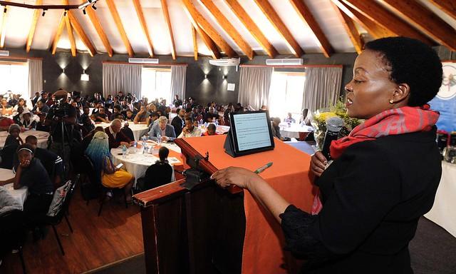 Deputy Minister Pinky Kekana, Nikon D3S, AF-S Nikkor 16-35mm f/4G ED VR