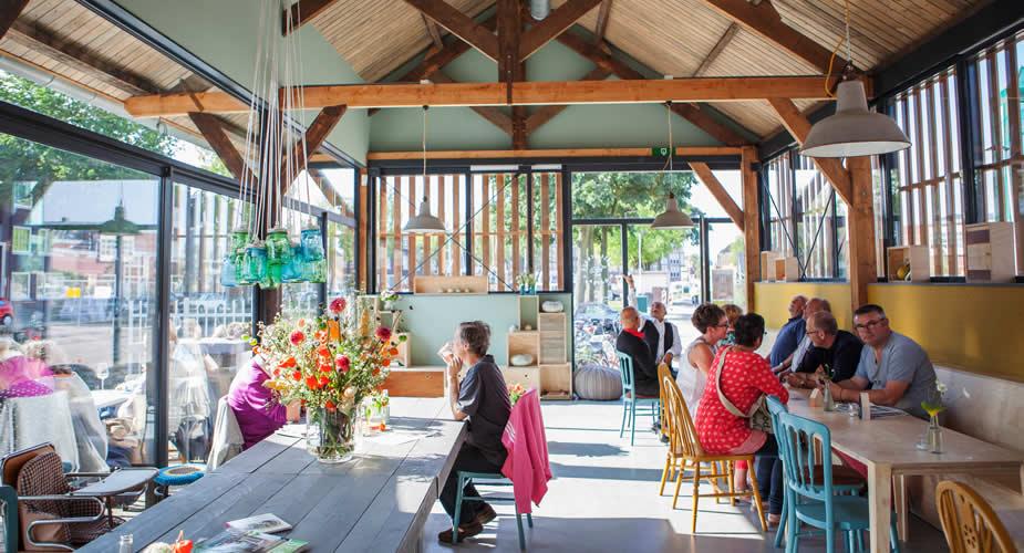 Uit eten in Gouda, tips: De Kleischuur | Mooistestedentrips.nl