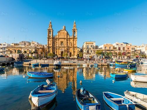 Malta-island-Sliema