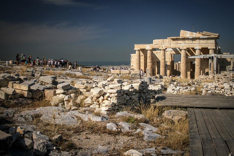 Importancia de la Acropolis