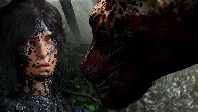 Tomb Raiderning soyasi - Chet elliklar 3