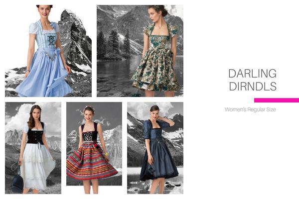 Darling Dirndls Collection