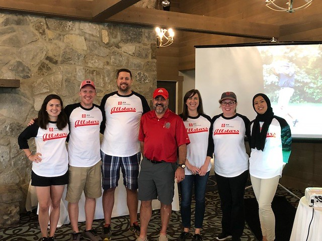 AIA Columbus 2018 Golf Outing