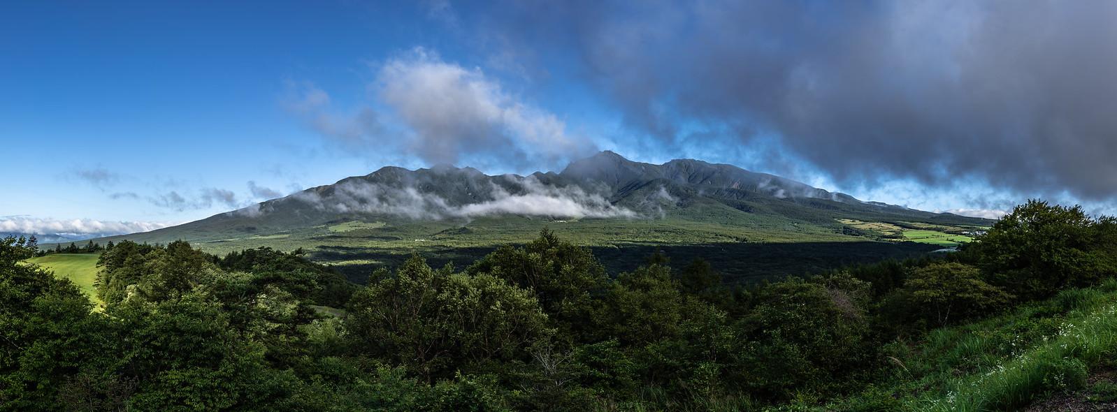 Yatsugatake-4 Panorama