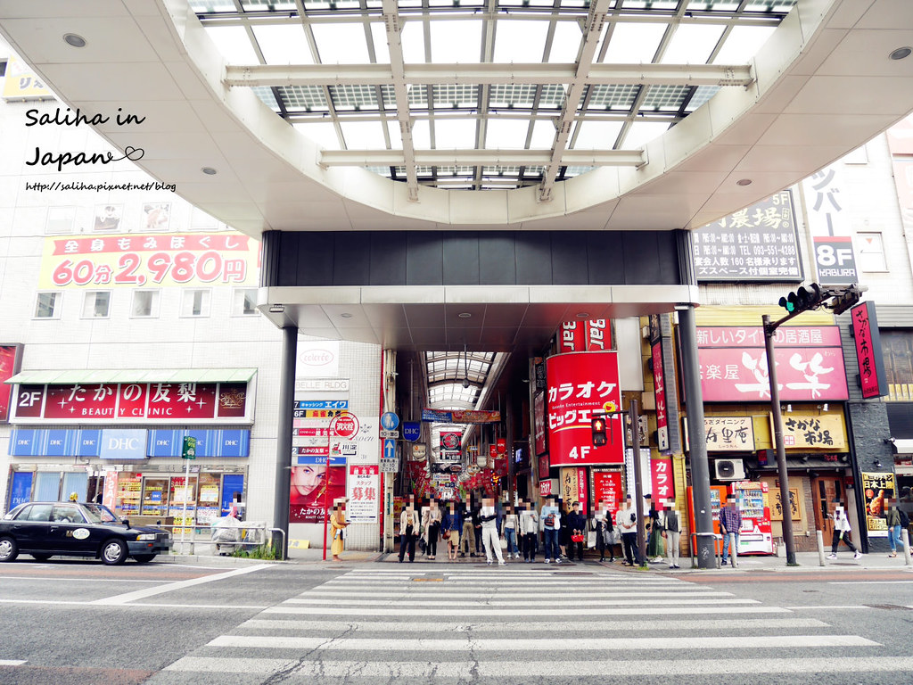 日本小倉城附近商店街好逛景點推薦 (1)
