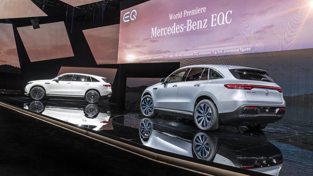 Mercedes EQC Premiera 48