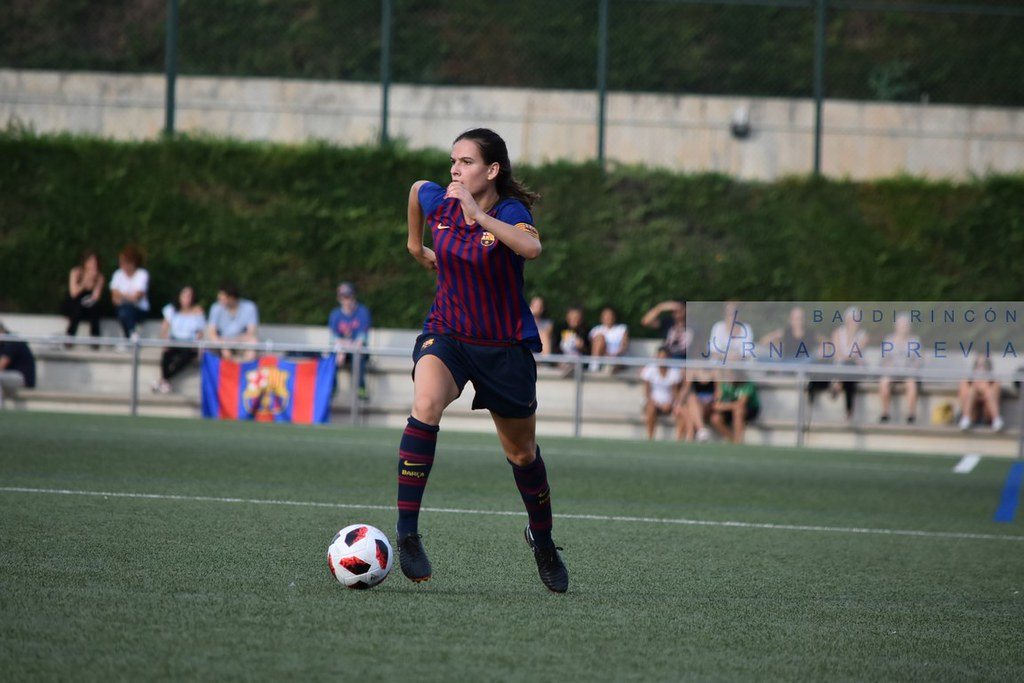 FC Barcelona B - CE Sant Gabriel