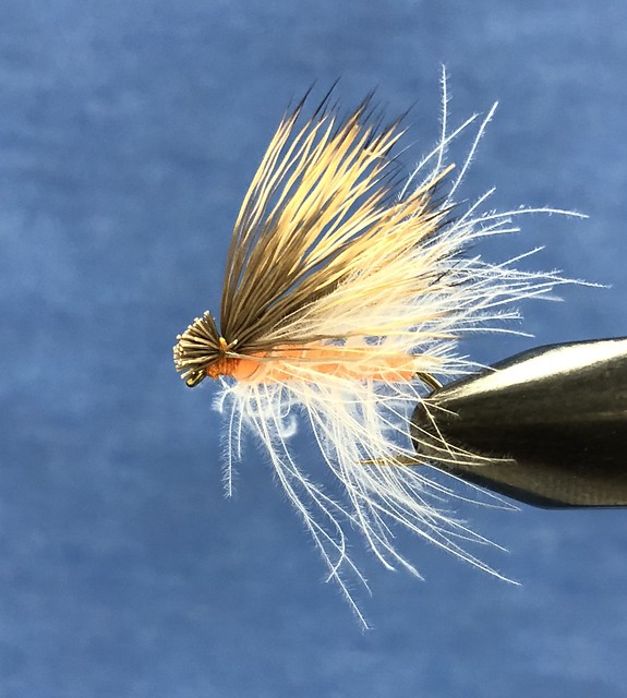 cdc orange caddis