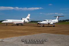 N82RP | Dassault Falcon 7X | Millington-Memphis Airport