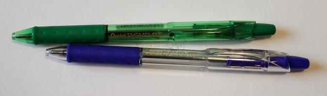 Pentel RSVP RT & Colors Ballpoint Pen @PentelUK @JetPens 2