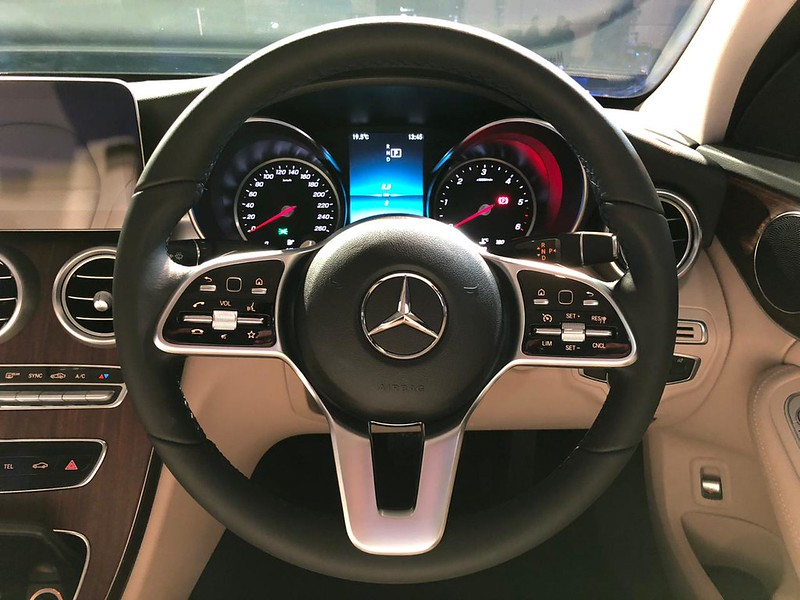 @018 Mercedes-Benz C-Class Launch