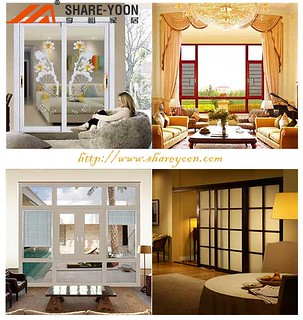 aluminum alloy doors and windows