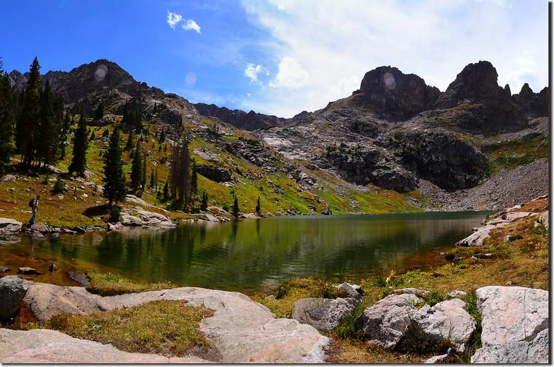 Upper Willow Lake 1