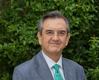 Rodolfo Lacy, Director of the OECD Environment Directorate
