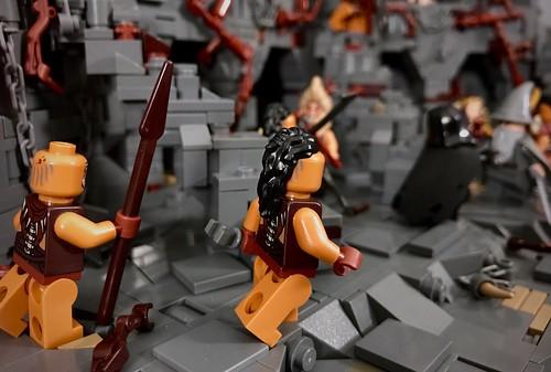 Dol Guldur (detail shot 3)