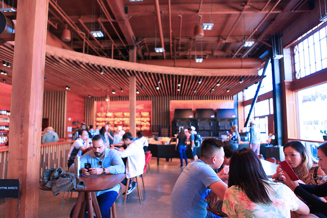 Starbucks Reserve Tanvii.com
