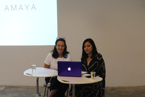 RU Talk: Karian Amaya in conversation with Monica Espinel