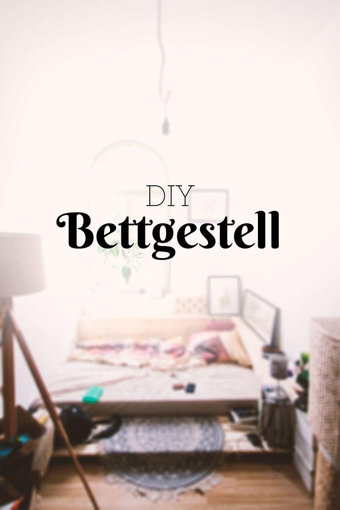 DIY Bett
