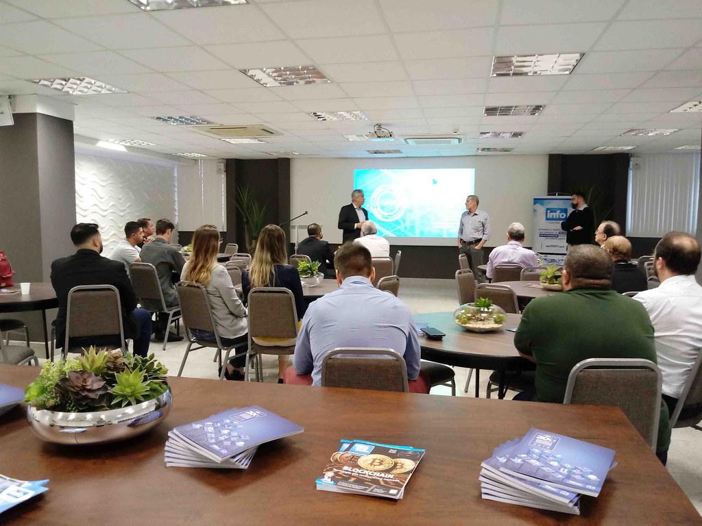 Evento do Projeto Brasil IT +